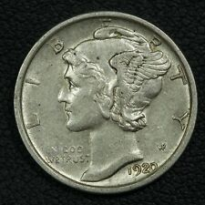 New listing 1920 S Mercury Silver Dime - Obverse Scratch