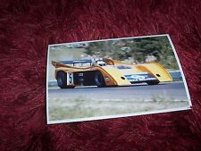 Photo / Photograph McLAREN Chevrolet M20 Denny Hulme Watlins Glen CanAm 1972 //