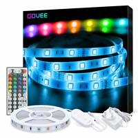 LED Strip Lights, Govee 5 Metre RGB Colour Changing Lighting Strip with Remote