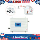 Cell Phone Signal Booster 900/1800/2100MHz 2G/3G/4G Tri Band Amplifier Repeater