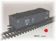 Märklin 94051 - vagón de carga abierto con Carga de carbón #nuevo en emb. orig.#