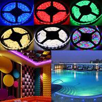1M 5M 10M 20M Colorful 3528 5050 SMD 300 RGB Flexible LED Party Strip Lights