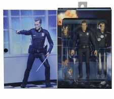 neca reel toys TERMINATOR 2 action figure figurine ULTIMATE DELUXE T-1000
