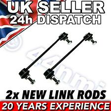 Peugeot 206 inc HDi FRONT STABILISER BAR LINK RODS x 2