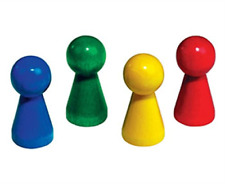 Toys-Betzold 1868 Giant Wooden Cone Set (20-Piece) Red /Toys TOY NUEVO