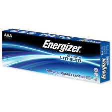 10x Energizer Ultimate Lithium Batterie AAA-Micro L92 1,5 V