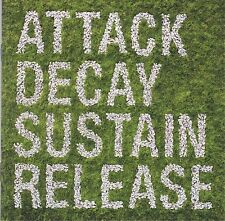 SIMIAN MOBILE DISCO - Attack decay sustain release - CD album