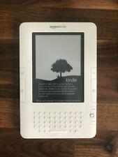 Amazon Kindle (2nd Generation) 2GB, Wi-Fi + 3G (Unlocked), 6in -
