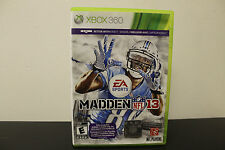 Madden NFL 13  (Xbox 360, 2012) *Tested/Complete