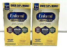 Enfamil NeuroPro Infant Formula Powder Refill - 2 BOXES 31.4oz. EXP.02/21 - W250