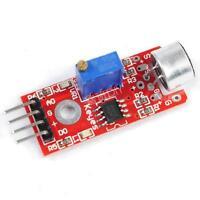 Microphone Sensor AVR PIC High Sensitivity Sound Detection Module For Arduino NE
