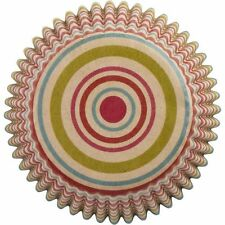 75pcs Paper Baking Cupcakes with Unbleached Stripe Pattern Wilton
