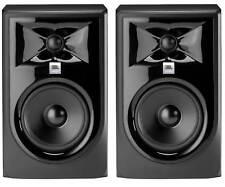 JBL 306P MkII Powered Studio Monitor Speakers MK2 (Pair)