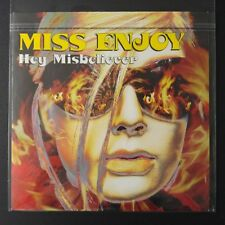 "Miss Enjoy ‎– Hey Misbeliever (Vinyl 12"", Maxi 33 Tours)"