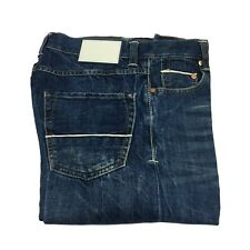 CARE LABEL jeans uomo mod LOOSE CANAPA 702191409 100% cotone MADE IN ITALY