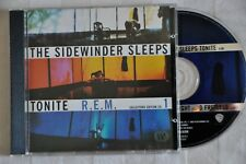 "R.E.M.  "" The Sidewinder Sleeps Tonite ""  rare collectors edition 5""CD Single"