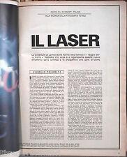INSERTI DE L EUROPEO Annata 1967 Storia Contemporanea Giornalismo Scienza Moda