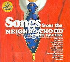 Songs from the Neighborhood:The Music of Mister Rogers by Various Artists New FS