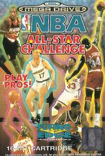 ## SEGA Mega Drive - NBA All-Star Challenge - TOP / MD Spiel ##