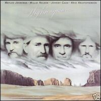 HIGHWAYMEN - WAYLON JENNINGS~WILLIE NELSON~JOHNNY CASH ~ HIGHWAYMAN CD *NEW*