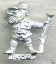 Warhammer Classic Dwarf Adventurer Hunter Figure