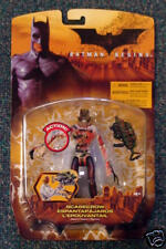 MATTEL - Batman Begins Scarecrow Figure Bloody Variant - NEW