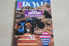163844) Jeep Grand Cherokee 4.0 Limited im TEST - Off Road 10/1993