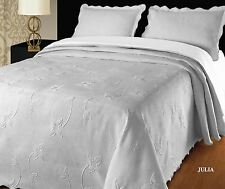 Cotton Blend Tumble Dry Traditional Decorative Bedspreads