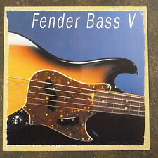 POP-KARD feat. FENDER BASS V 15x15cm greeting card aaR