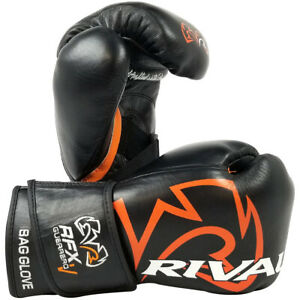 Rival Boxing RFX-Guerrero-V Hook and Loop HDE-F Hard Bag Gloves
