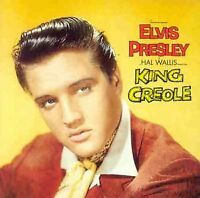 Elvis Presley King Creole 6 Extra Tracks Remastered CD NEW