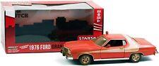 Starsky Hutch Model Ford Gran Torino 1976 20cm Dirt 1/24 Diecast Greenlight