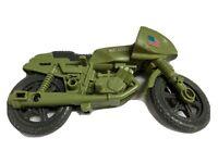 Hasbro GI JOE ARAH 1982 RAM Motorcycle Vintage Incomplete No Accessories As-Is