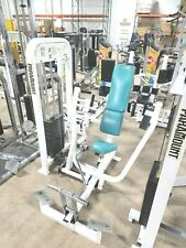 Paramount PL 2600 SEATED CHEST PRESS Weight Stack Gym Exercise Machine