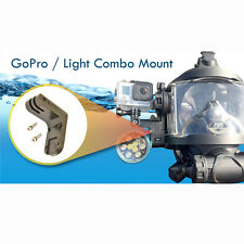 Guardian Full Face Mask Combination Mount for Accessory Rail System - OTS Combo