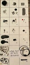 Vintage Pfaff 130 Sewing Machine Parts (Free Shipping)