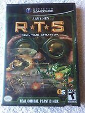 Army Men RTS (Nintendo GameCube, 2004) New Sealed Global Star