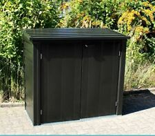 Gerätebox Arrow, Multibox Versa 144x75 cm, Mülltonnenbox, Gartenbox,