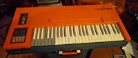 Vintage Farfisa Fast 2 Compact Organ - HAS SEVERAL ISSUES - SOLD AS IS