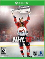 NHL 16 Xbox One Brand New Factory Sealed