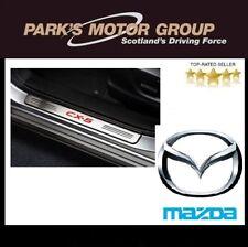 Mazda CX-5 Illuminated Sill Protectors - Set of Four (11/2011) KD45V1370