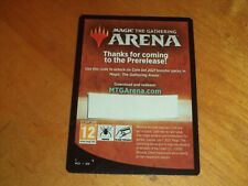 MTG Core 2021 M21 Prerelease Arena Code Email Delivery 6 Boosters One Time Use