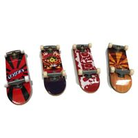 Tech Deck Lot of 4 World Industry Zoo York Japanese Red Black White Mini Boards