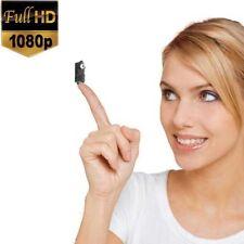 New DV 1080P pinhole  camera dvr hidden SPY camera dvr cam white screw style