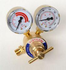 New Acetylene Gas Regulator Welding Cutting Torch Pressure Gauge Fits Victor