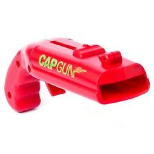 Gun Plastic Beer Bottle Opener Cap Launcher Shooter for Party Drinking Game Gift