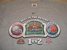 OSU Buckeyes BCS Championship Game SMALL NIKE TShirt 07 Florida Gators TOSTITOS