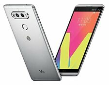 LG V20 Mobile - Silver- 64 GB -4 GB RAM - at&t unlocked stock single sim