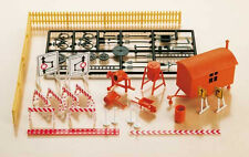12267 Auhagen Ho Construction site accessories - C-10 Mint Brand New*