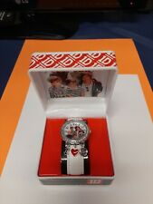 1D One Direction Wrist Watch Global 2012 Mint In Box Unused White